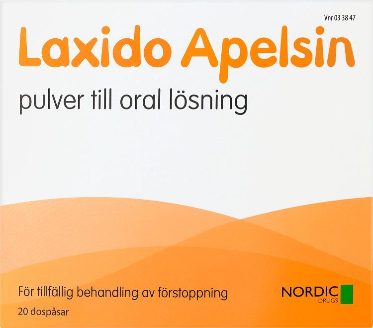 laxido apelsin dospåse