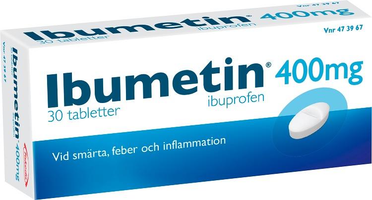 ibumetin 400 mg