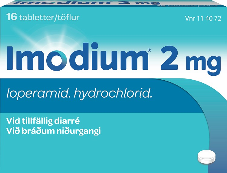 receptfria läkemedel mot diarre